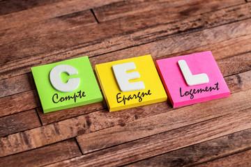 post-it acronyme : CEL