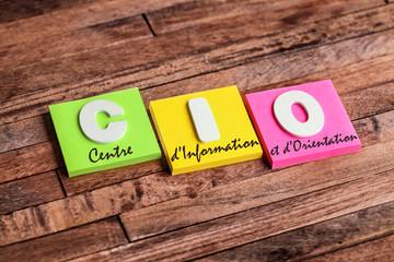 post-it acronyme : CIO