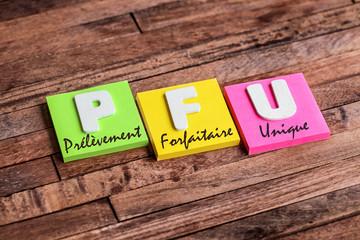 post-it acronyme : PFU