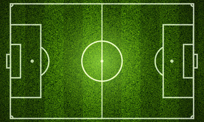 football field scheme