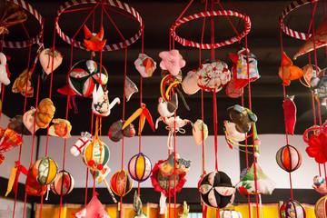 ひな祭りの飾り,吊るし雛
