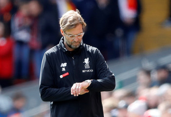 Premier League - Liverpool v Stoke City