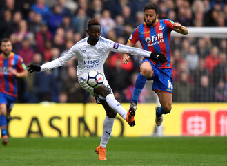 Premier League - Crystal Palace v Leicester City