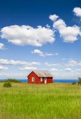 Rote Schwedenhütte
