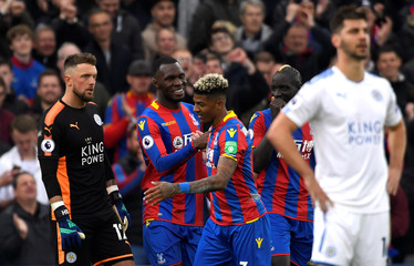 Premier League - Crystal Palace v Leicester City