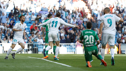 La Liga Santander - Real Madrid vs Leganes