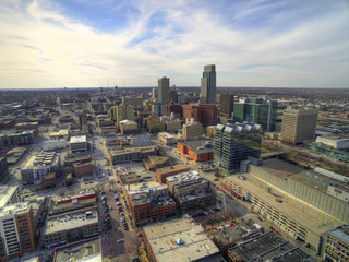 Omaha is a Major Urban Center and largest City in the State of Nebraska