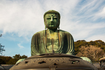 Great Giant Buddha of Kamakura, Japan