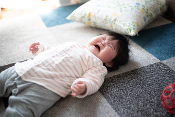 赤ちゃん 生後5ヶ月