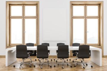 Luxury meeting room inteiror