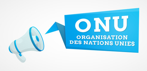 ONU - Organisation des Nations Unies