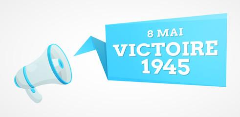 Victoire 1945 - 8 mai