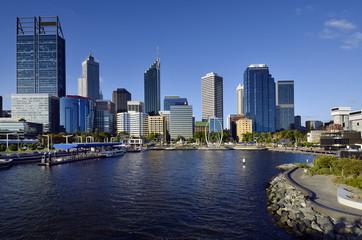 Australia, WA, Perth, CBD