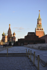 Moscow capital of Russian Federation