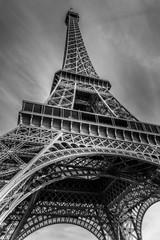 La tour Eiffel Paris France.