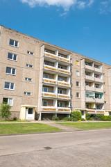 Plattenbau Immobilie