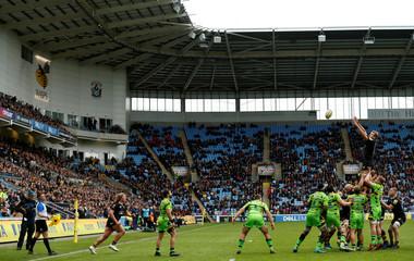 Premiership - Wasps v Northampton Saints