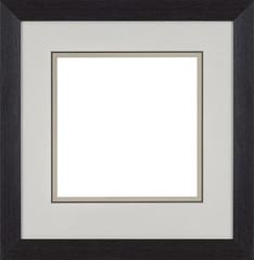 Picture frame isolated on white
