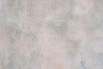 old weathered pink wall texture background