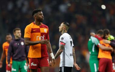 Turkish Super League - Galatasaray v Besiktas