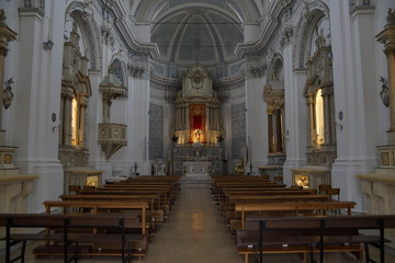 Chiesa del Carmine - Floridia (SIRACUSA)