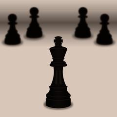 ajedrez liderazgo
