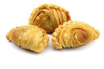 Curry puff sweet