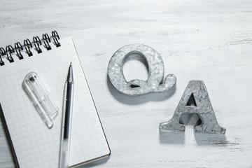 Q&A、質問、回答、ビジネス、イメージ