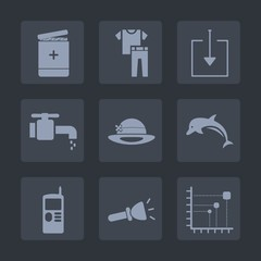 Premium set of fill icons. Such as sink, business, health, fashion, electric, downloading, data, mobile, web, hat, water, collection, bathroom, animal, download, phone, clean, vintage, sign, arrow