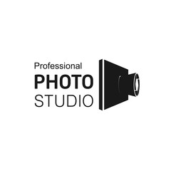 Photographer Logo, Camera Icon Design