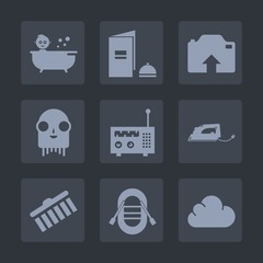 Premium set of fill icons. Such as care, ufo, alien, media, space, shape, bath, child, stroke, sailboat, travel, page, book, photo, extraterrestrial, work, white, sign, baby, technology, monster, kid