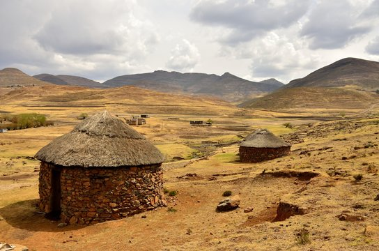 Houses of Lesotho