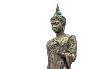 buddha statue in Phutthamonthon park