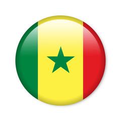 Senegal - Button