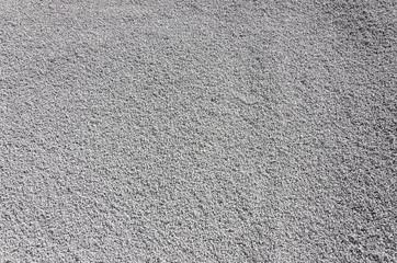 Fine grained gravel, gray
