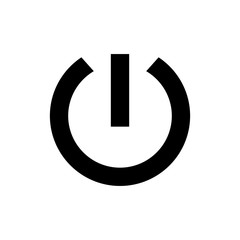 On/Off switch - vector icon
