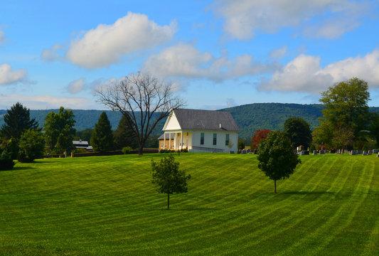 White Church - Loudoun County Virginia