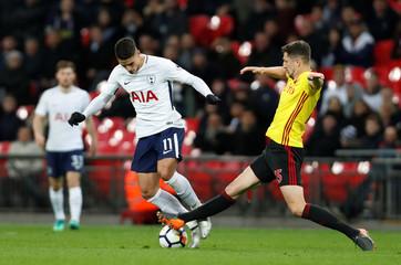 Premier League - Tottenham Hotspur v Watford