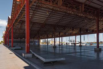 Valencia Markthalle Cabanal