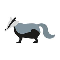 anteater wild animal vector illustration graphic design