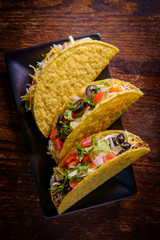 Spicy Mexican Beef Tacos