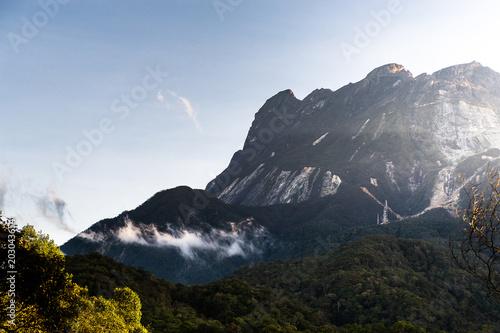 Kinabalu National Parkkota Kinabalusabah Malaysiathe Top Of