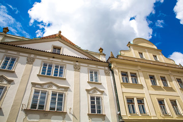 Historic Architecture in Krumlov