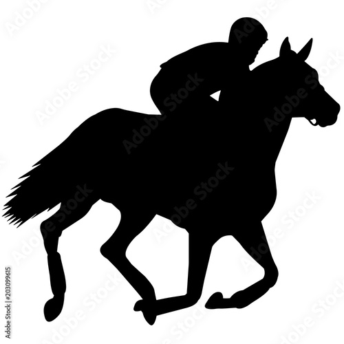 horse racing silhouette horse racer clipart horse racing sports
