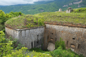 Balade au Fort Comboire