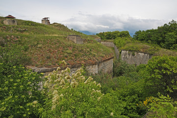 Balade au Fort Comboire