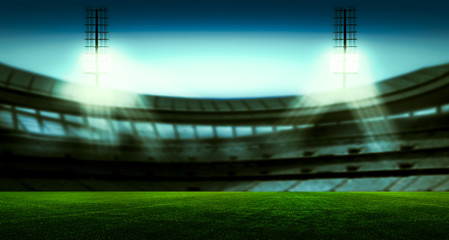 Stadium, soccer Sport