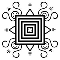Sacred Mandala yantra