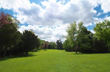 Weinheimer Schlosspark