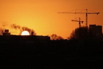 Waking up by sunrise